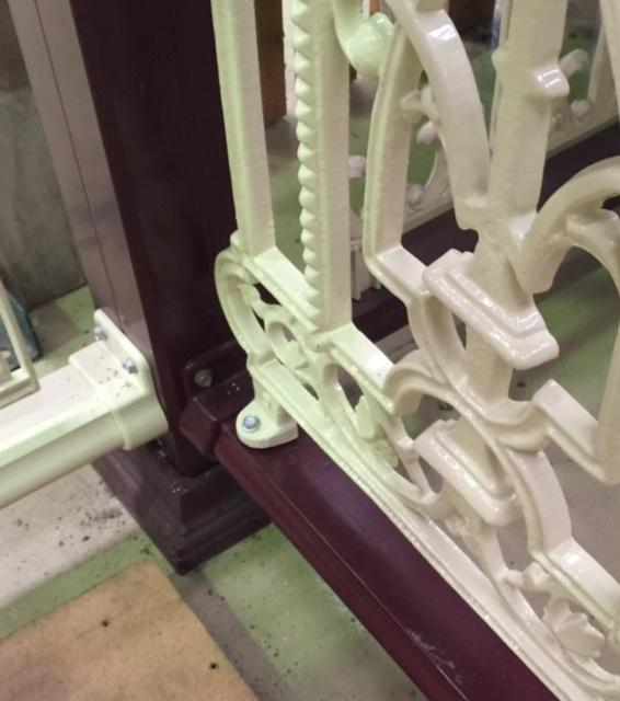 geelong rail fixing