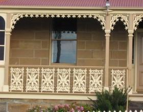 Fern Balustrade Panel