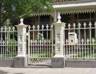 Lion Posts make a statement on any Victorian property