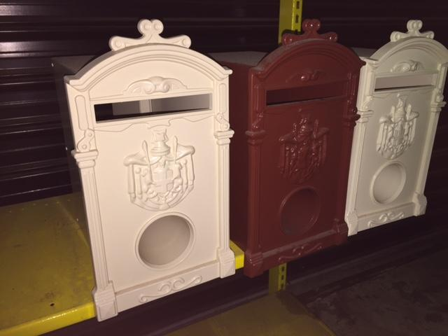 royal Park mailbox