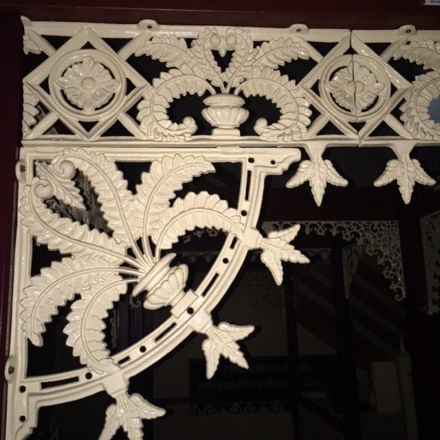 boston fern lace