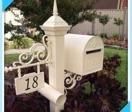 Kookaburra Letterboxes