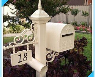 Chatterton Heritage Powdercoated Letterboxes