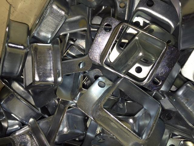 40 x 40 steel bracket