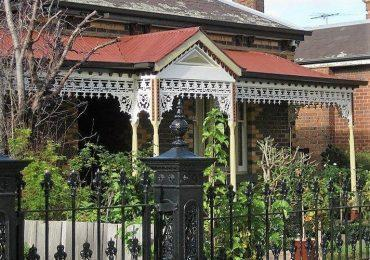 Can I get the heritage look of cast iron lion posts in non rust aluminium?