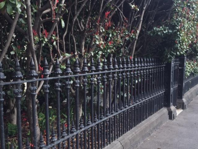 b40 fence