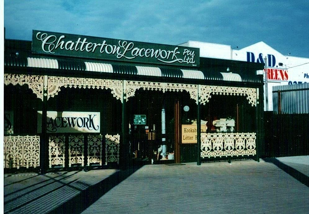 Chatterton Lacework 1983