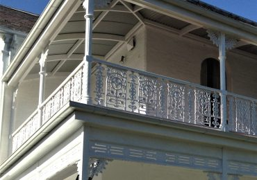 Restoring an Old Victorian Balcony