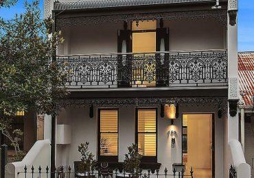 Victorian Filligree Terraces of Darlinghurst and Paddington NSW