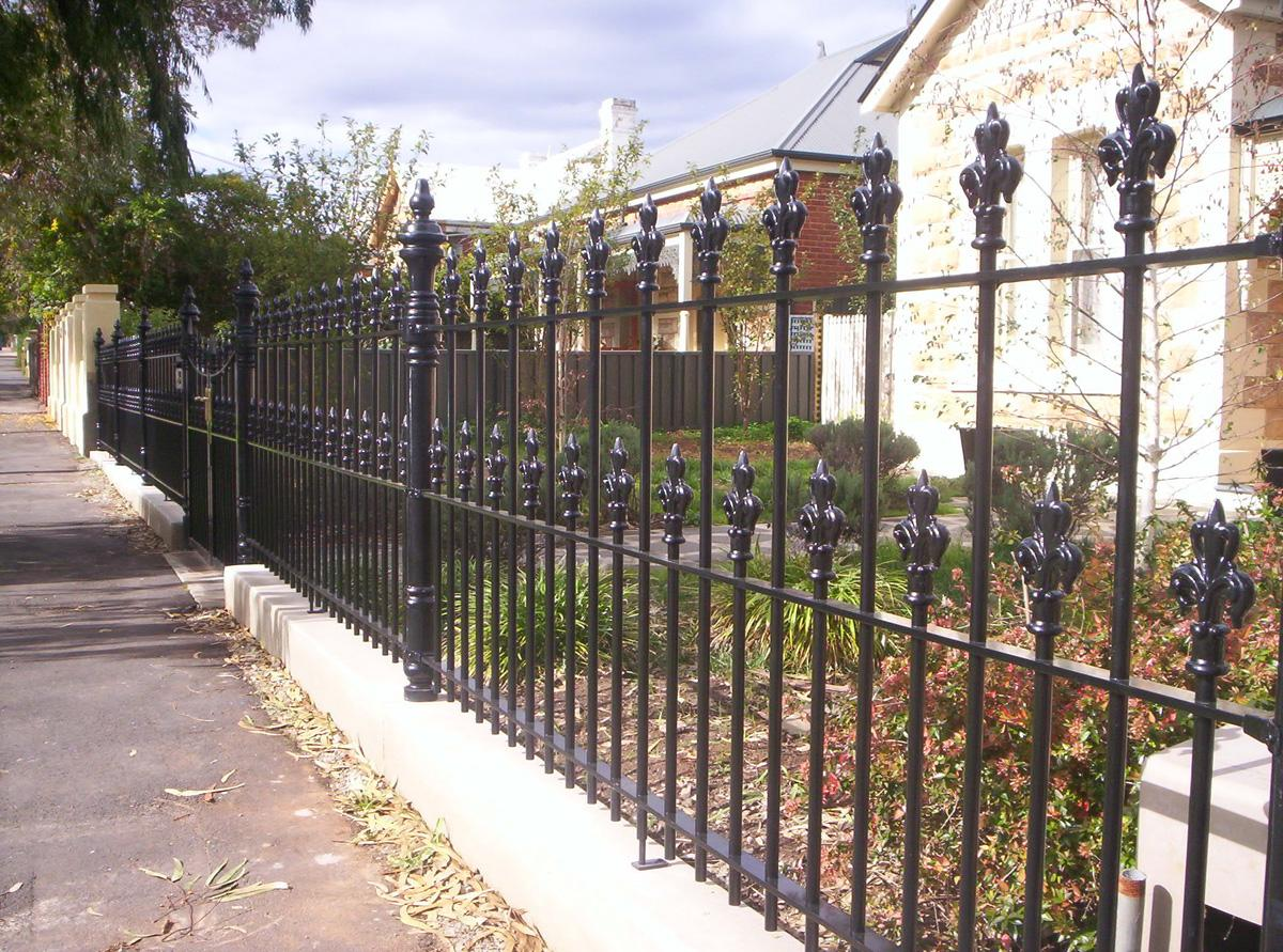 Lion Post Heritage Fence And Gate Post Non Rust