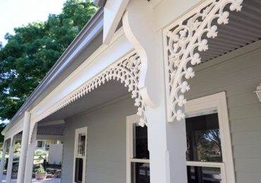 Heritage Lacework can restore a property