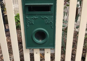 Heritage Style Letterboxes to fit into all types of fencing