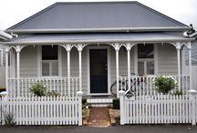 Aa New Zealand Heritage Lacework And Balustrade
