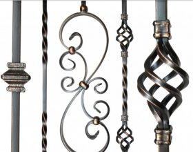 Do It Yourself Wrought Iron Components