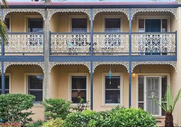 Heritage Lacework adds value to any home
