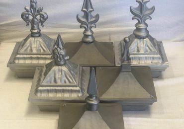 Chatterton New Designer Range of Post Capitals