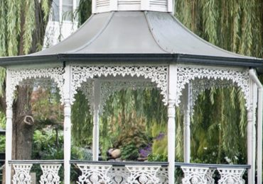 Heritage Style Gazebo looks great