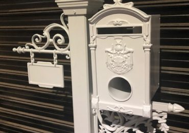 All new Heritage Letterboxes