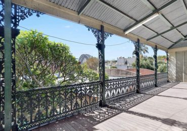 Replacing or repairing cast iron lacework and balustrade