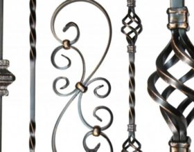 Check out the large range of Wrought Iron Components